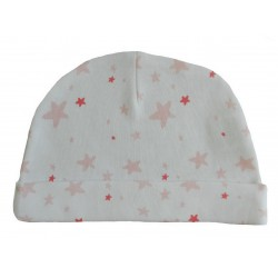 Bonnet naissance étoiles...
