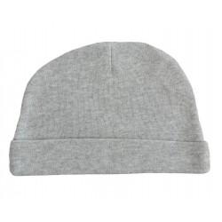 Bonnet naissance gris