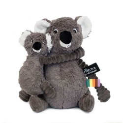 Peluche koala et son petit