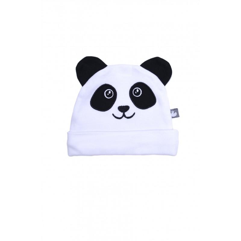 Bonnet naissance panda