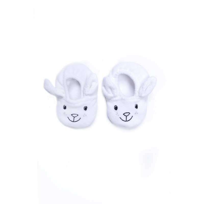 Chaussons bébé lapin