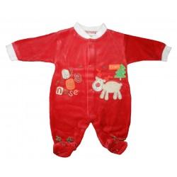 Pyjama noël bébé rennes