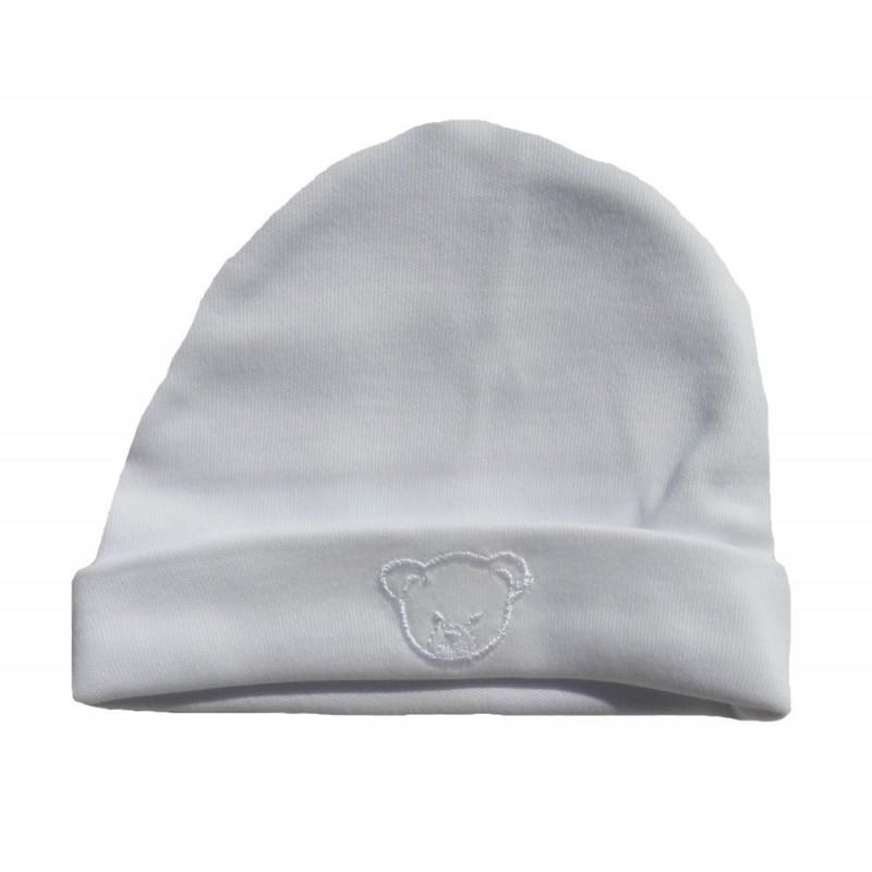 7a7e3130327 Fille ou garçon  peu importe  ce bonnet naissance ira parfaitement à votre  bébé. Indispensable à la maternité