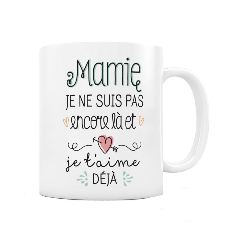 Mug mamie original