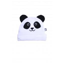 Bonnet naissance panda BB&CO