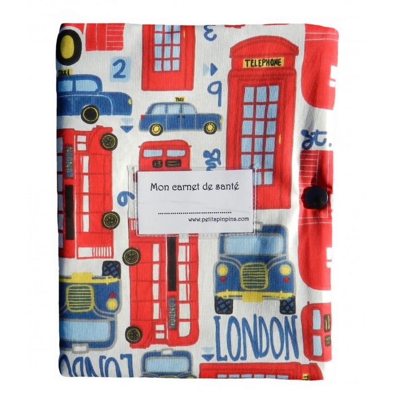 Protège carnet de santé London