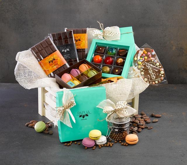 Chocolats et sucreries