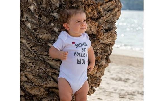 Des bodys pour bébé comme cadeau naissance